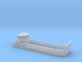 1/700 Scale C 836 italian landing craft mtm in Smooth Fine Detail Plastic