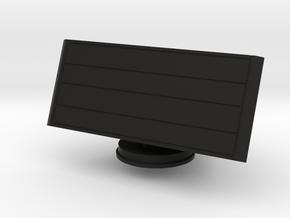 1:48 scale Smart L in Black Natural Versatile Plastic