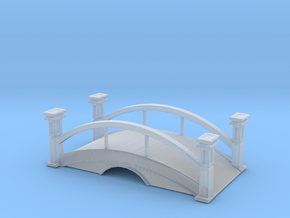Lantern cement bridge  in Smooth Fine Detail Plastic