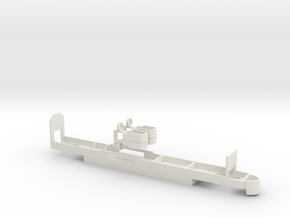 TT - RABE502 SBB Twindexx - Cab Chassis in White Natural Versatile Plastic