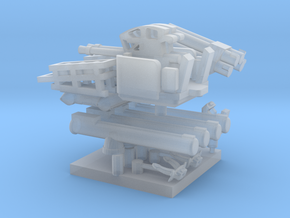 Thetis Class, Details (1:285) in Smooth Fine Detail Plastic