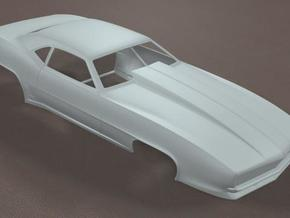 1/32 Scale Pro Modified 1969 Camaro in Frosted Ultra Detail