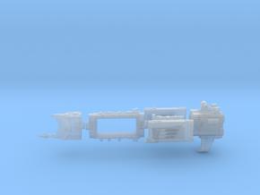 Vega Class Light Cruiser [modular] in Smoothest Fine Detail Plastic