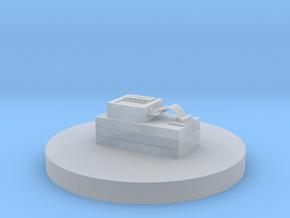 Explosive-c4 Token in Smooth Fine Detail Plastic
