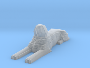 Sphinx in Smooth Fine Detail Plastic
