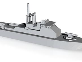 1/285 Scale HMAS Fremantle Patrol Boat in Smooth Fine Detail Plastic