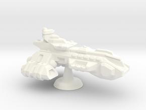 Themis Class Light Cruiser 1:7000 in White Processed Versatile Plastic