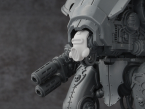 Mini Knight - Stalker Mask in Smoothest Fine Detail Plastic