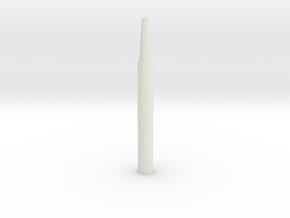 stick extension in White Natural Versatile Plastic