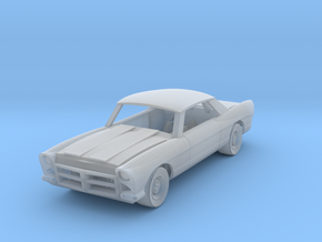 Plymouth Scale TT in Smooth Fine Detail Plastic