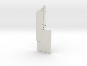 Anti-Security Tool ESB in White Natural Versatile Plastic