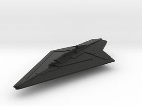 Assertor Star Dreadnought in Black Premium Versatile Plastic