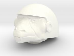 Horde invader Repta VINTAGE in White Processed Versatile Plastic