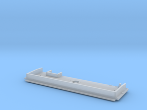 M4A3 Small Hatch Engine Deck in Smooth Fine Detail Plastic