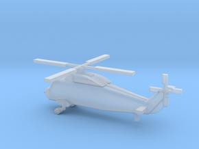 1/350 Scale UH-2 Sea Sprite in Smooth Fine Detail Plastic