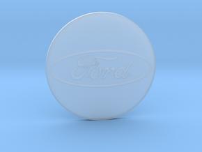 Ford Escort Fiesta Sierra Cosworth Alloy Wheel Cap in Smooth Fine Detail Plastic