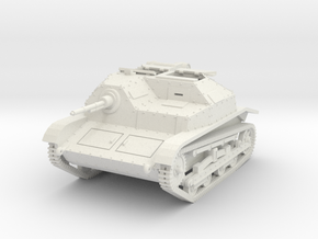 PV138D Polish TKS Tankette (1/30) in White Natural Versatile Plastic