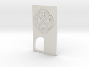 TLF# - Door in White Natural Versatile Plastic