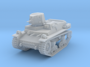 PV57B T16 Light Tank (1/100) in Smooth Fine Detail Plastic