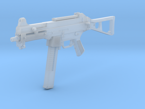 1/16th VMP45 in Smooth Fine Detail Plastic