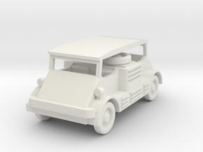 DAF-139 1:48 in White Natural Versatile Plastic