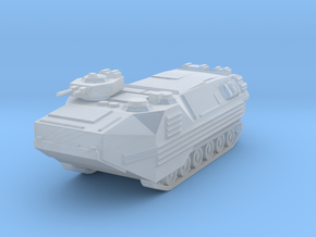 AAV-7 scale 1/100 in Smooth Fine Detail Plastic