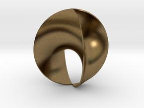 ring 1 4 2 dressed up slim in Natural Bronze: 7 / 54