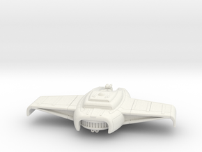 Triton: 1/270 scale in White Natural Versatile Plastic