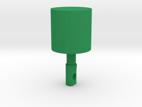 TheCylinder MP5 Cocking Handle in Green Processed Versatile Plastic