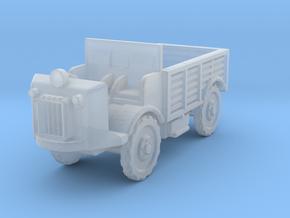 Autocarretta 35 desert 1:285 in Smooth Fine Detail Plastic