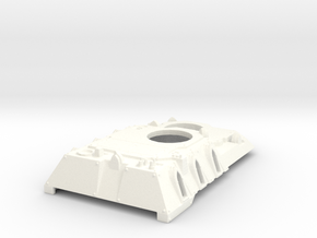 Heavy Transport Conversion - Open Windows in White Processed Versatile Plastic