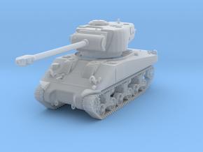 DW20D M4 90V Medium Tank (1/160) in Smooth Fine Detail Plastic