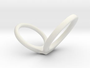 infinity scale 1.6 in White Natural Versatile Plastic