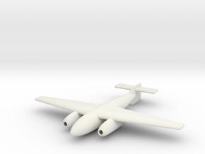 (1:144) Arado Ar E.377a in White Natural Versatile Plastic
