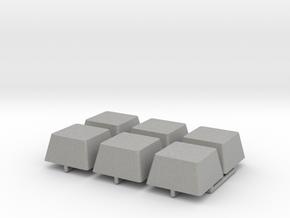 Shoulder Attachment Block in Aluminum