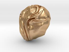 """Help Me!"" Carving Scuplture (Dark Souls) in Natural Bronze: Small"