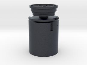 Static Bolsey emitter in Black Professional Plastic
