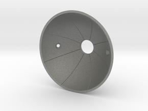 Goldeneye Pinball Satellite Dish - Modded in Gray Professional Plastic