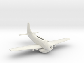 AD5W-144scale-inflight-1-airframe in White Natural Versatile Plastic