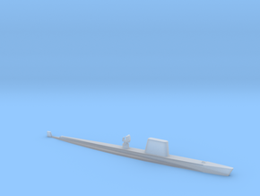 1/1250 Scale USS Sailfish SSR-572 1956 in Smooth Fine Detail Plastic