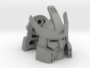 Alternate Head (2.0) for Titans Return Galvatron in Gray Professional Plastic