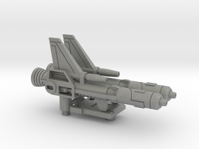 Electro-Burst Rifles for TR Wingspan in Gray Professional Plastic