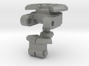 Transforming Neck Unit for TR Galvatron in Gray PA12