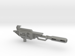 Ionic Displacer Rifle for TR Astrotrain in Gray PA12