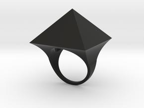 Anello Mam in Black Premium Versatile Plastic