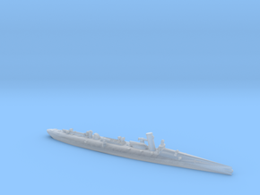 SMS Elster 1/1250 (without mast) in Smooth Fine Detail Plastic