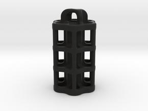 Tritium Lantern 5B (3x22.5mm Vials) in Black Premium Versatile Plastic