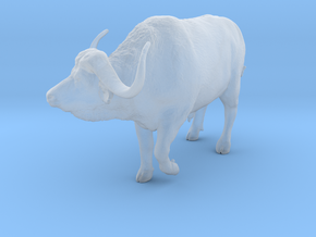 Cape Buffalo 1:48 Horizon in Smooth Fine Detail Plastic