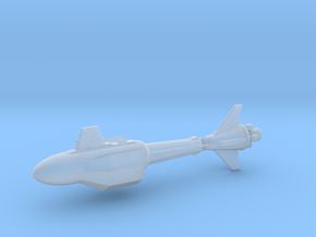 DY-100 Class Refit in Smooth Fine Detail Plastic