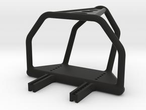 TRX-4, Front Stinger Bumper, Narrow Width in Black Premium Versatile Plastic